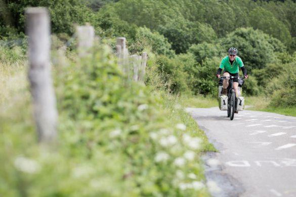 Cycling La Redoute in Belgium