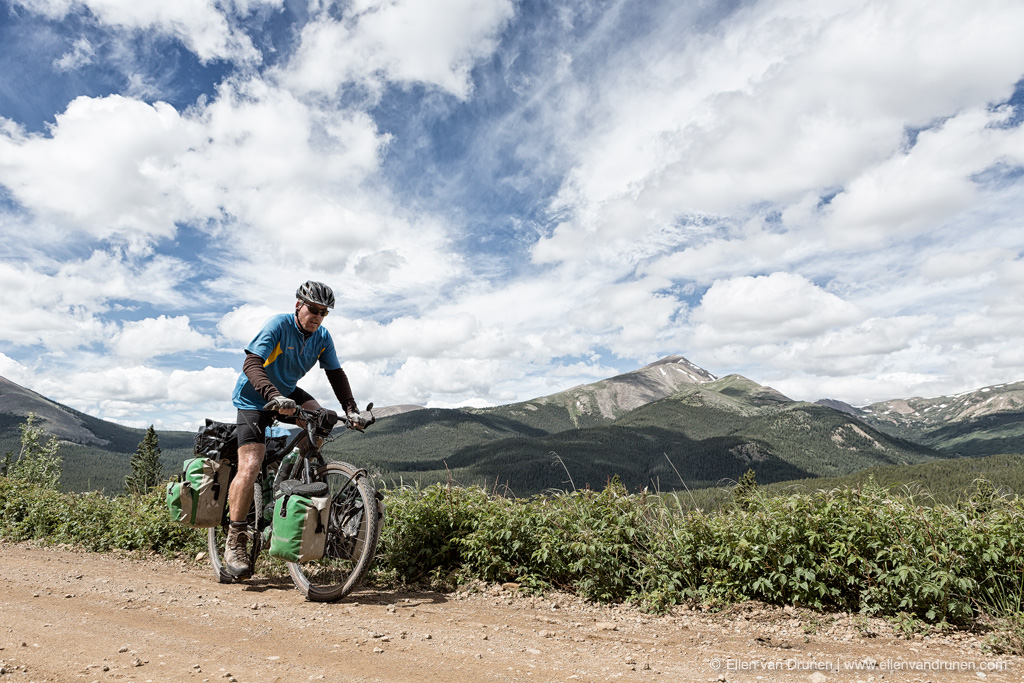 Cycling the Great Divide Mountain Bike Route