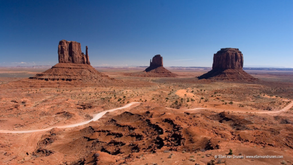 Cycling Monument Valley