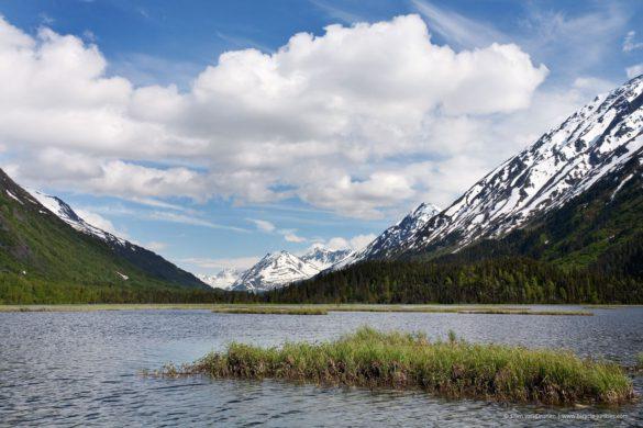 Cycling in Alaska