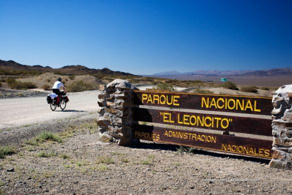 Cycling Paso Cristo Redentor