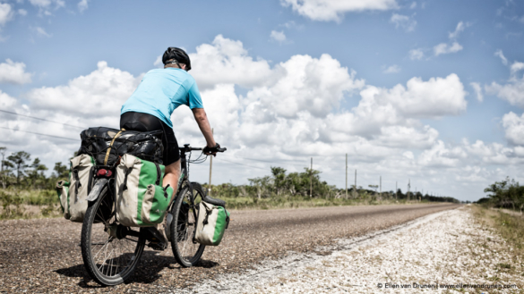 Cycling in Belize