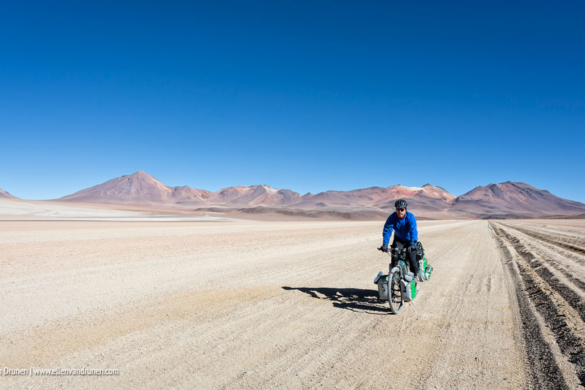 Cycling the Laguna Route in Bolivia