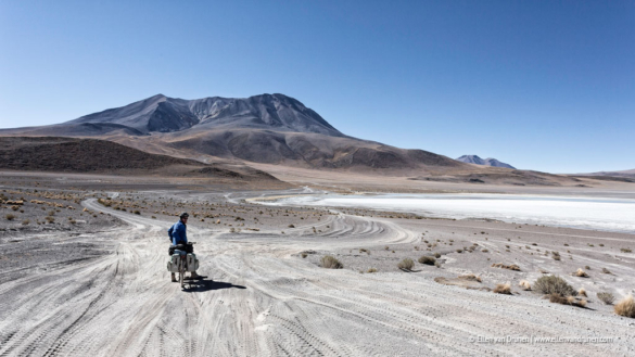 Cycling South West Bolivia