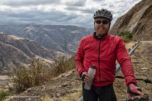 Cycling in Bolivia