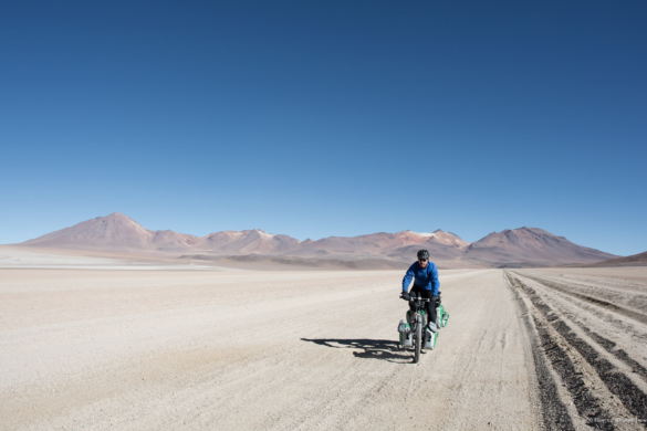 South West Bolivia: the Laguna route