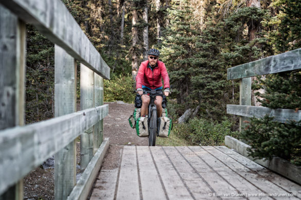 GDMBR Canada: from Waterton NP to Banff