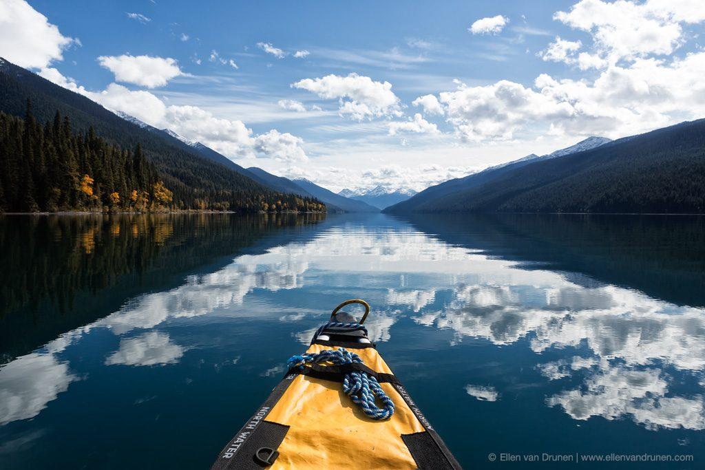 Bowron Lakes Canoe trip