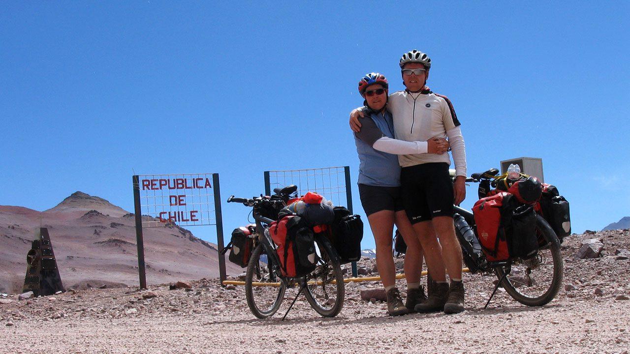 Cycling Paso Agua Negra