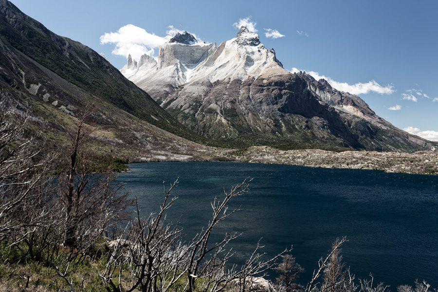 Hiking the W-trek in Torres del Paine