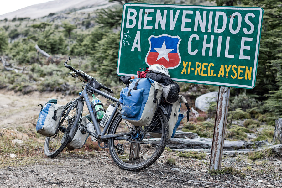 Cycling in Argentina