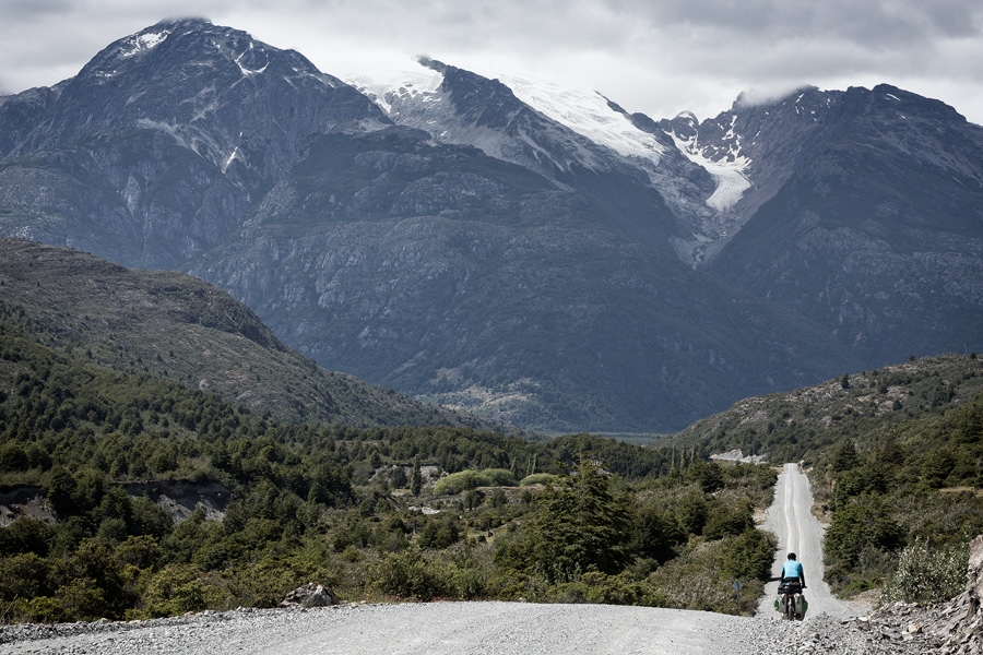 Cycling the Carretera Austral