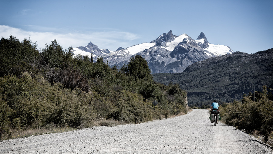 Cycling the Carretera Austral in Chile