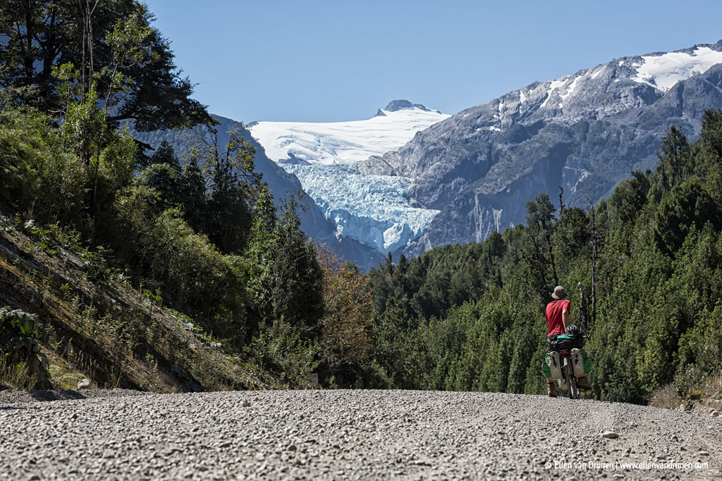 Cyclint the Carretera Austral in Chile