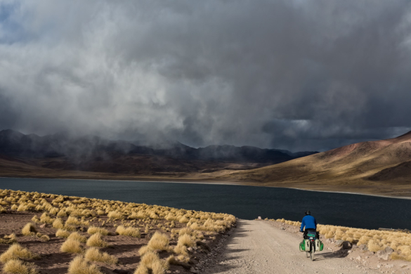 Cycling in Chile
