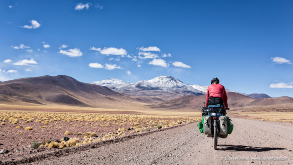 Cycling the Paso San Francisco in Chile