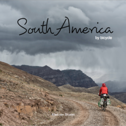 Photobook South America by bicycle