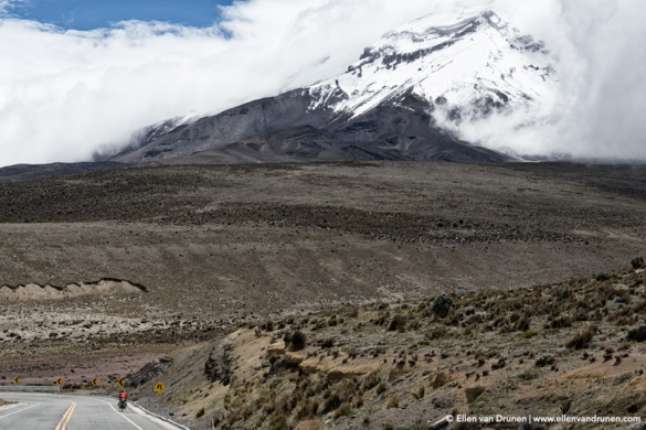 Cycling in Ecuador