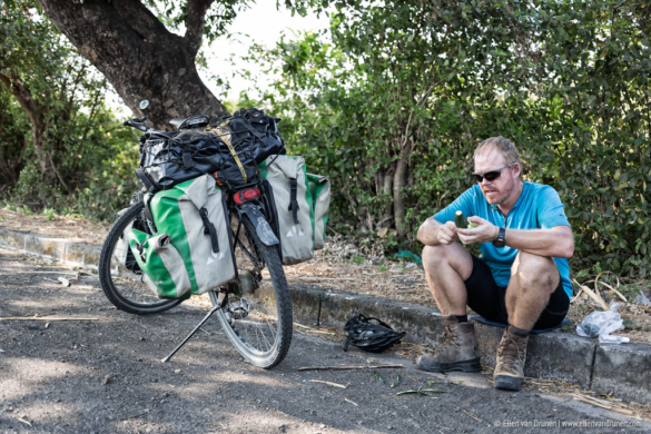 Bicycle touring Central America