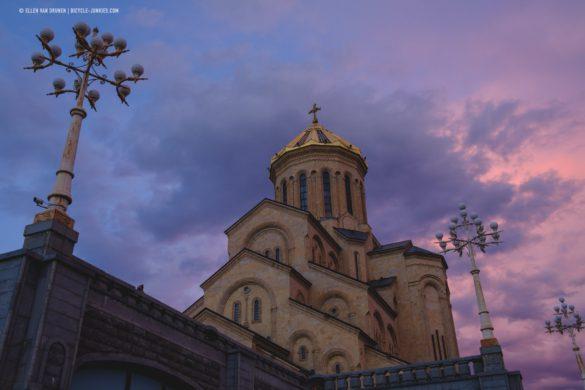 Tblisi Sameba cathedral