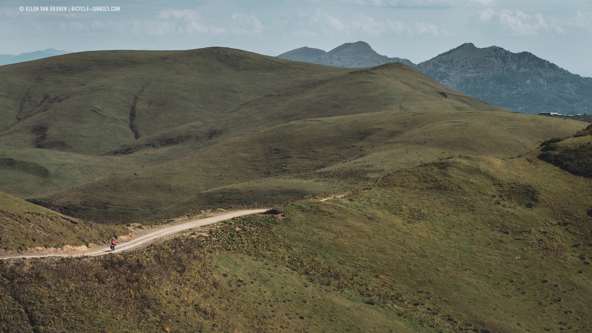 Downhill to Abastumani