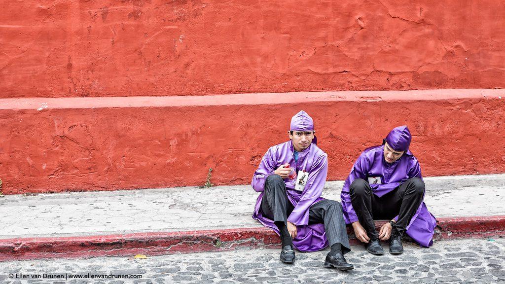 Cycling in Guatemala