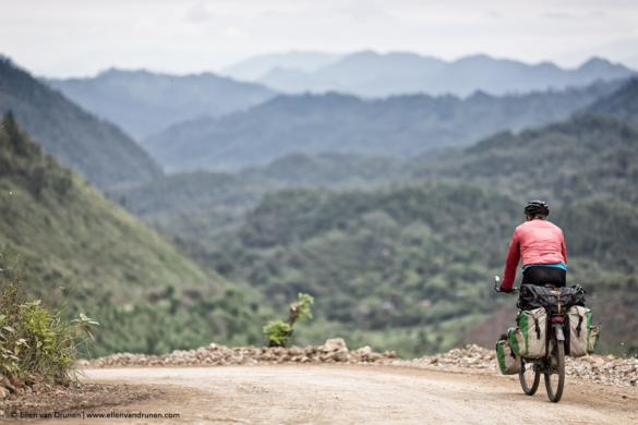 Cycling in Guatemala
