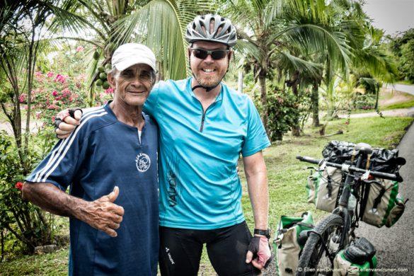Cycling in El Salvador