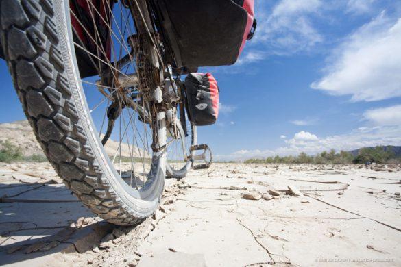 Cycling in Kyrgyzstan
