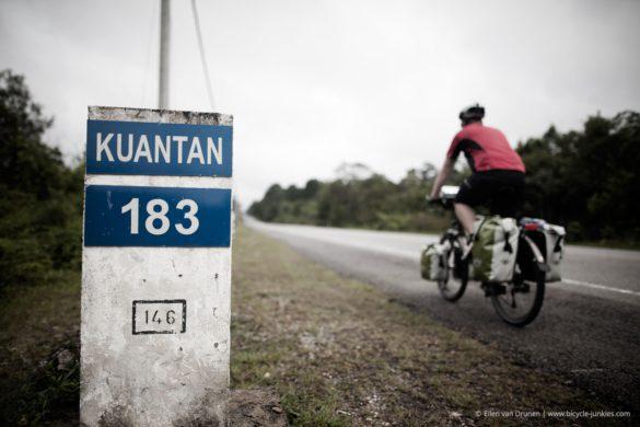 Cycling in Malaysia