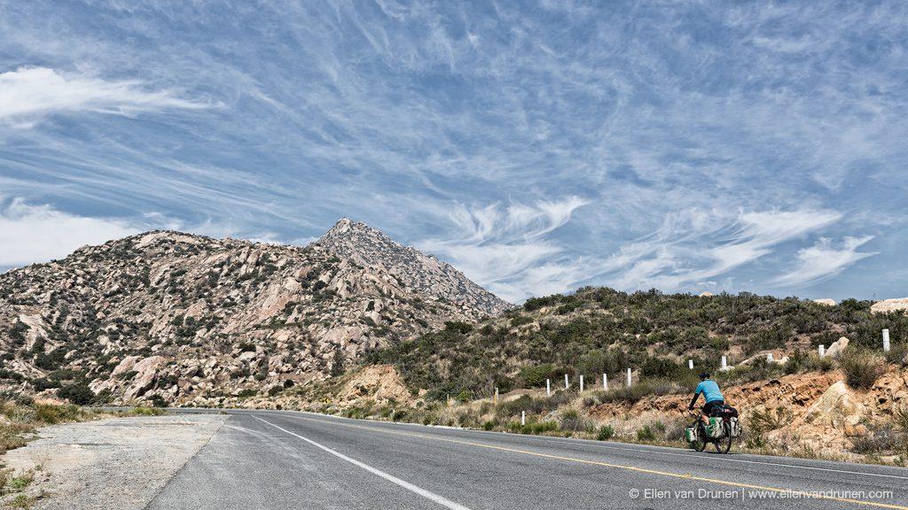 Cycling Baja California Mexico