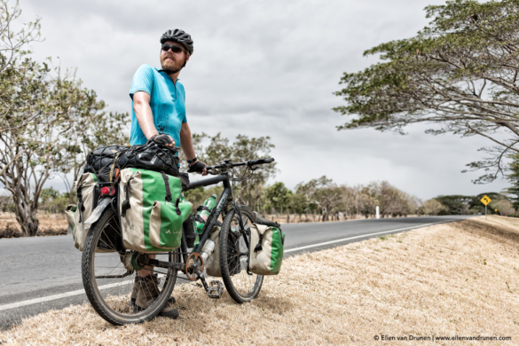 Cycling in Nicaragua