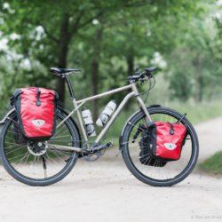 Avaghon X29 touring bicycle