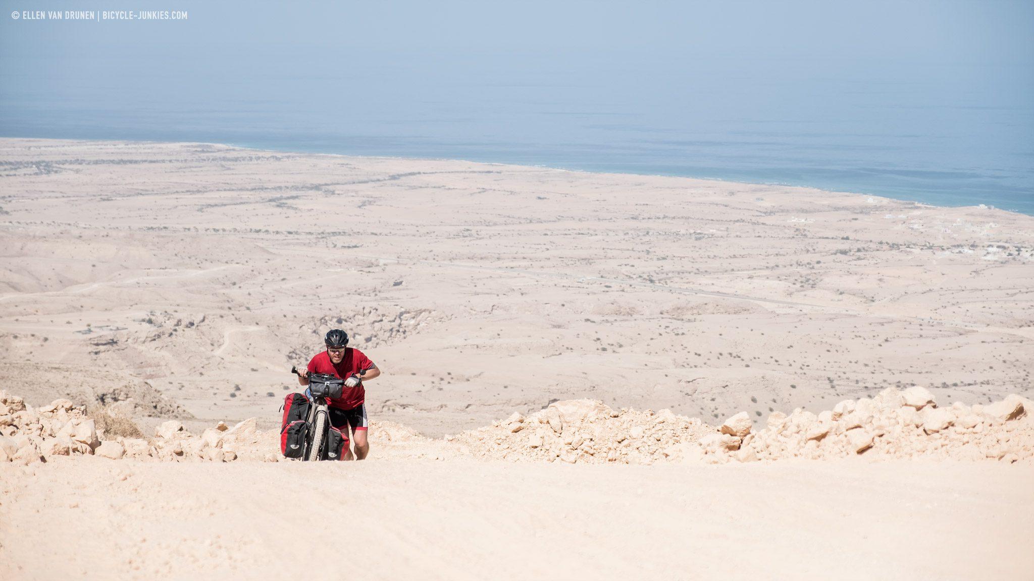 29% uphill in Oman