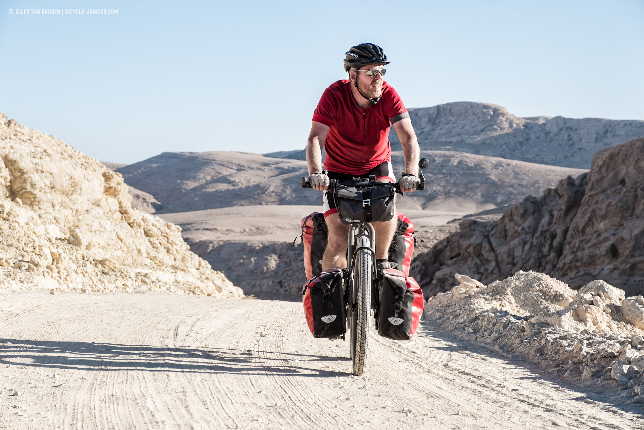 Riding the Eastern Hajar Mountains to Al Jaylah