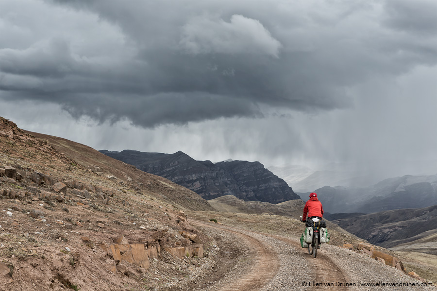 Cycling Peru's Great Divide