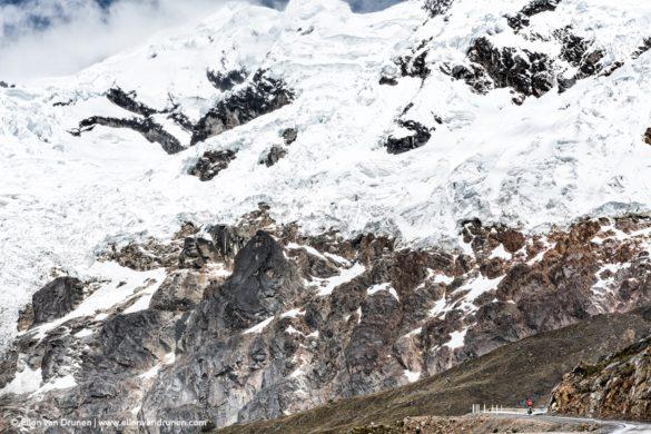 Cycling the Cordillera Blanca in Peru