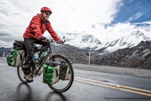 Cycling the Cordillera Blanca in Peru