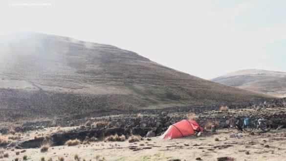 Bikepacking Peru