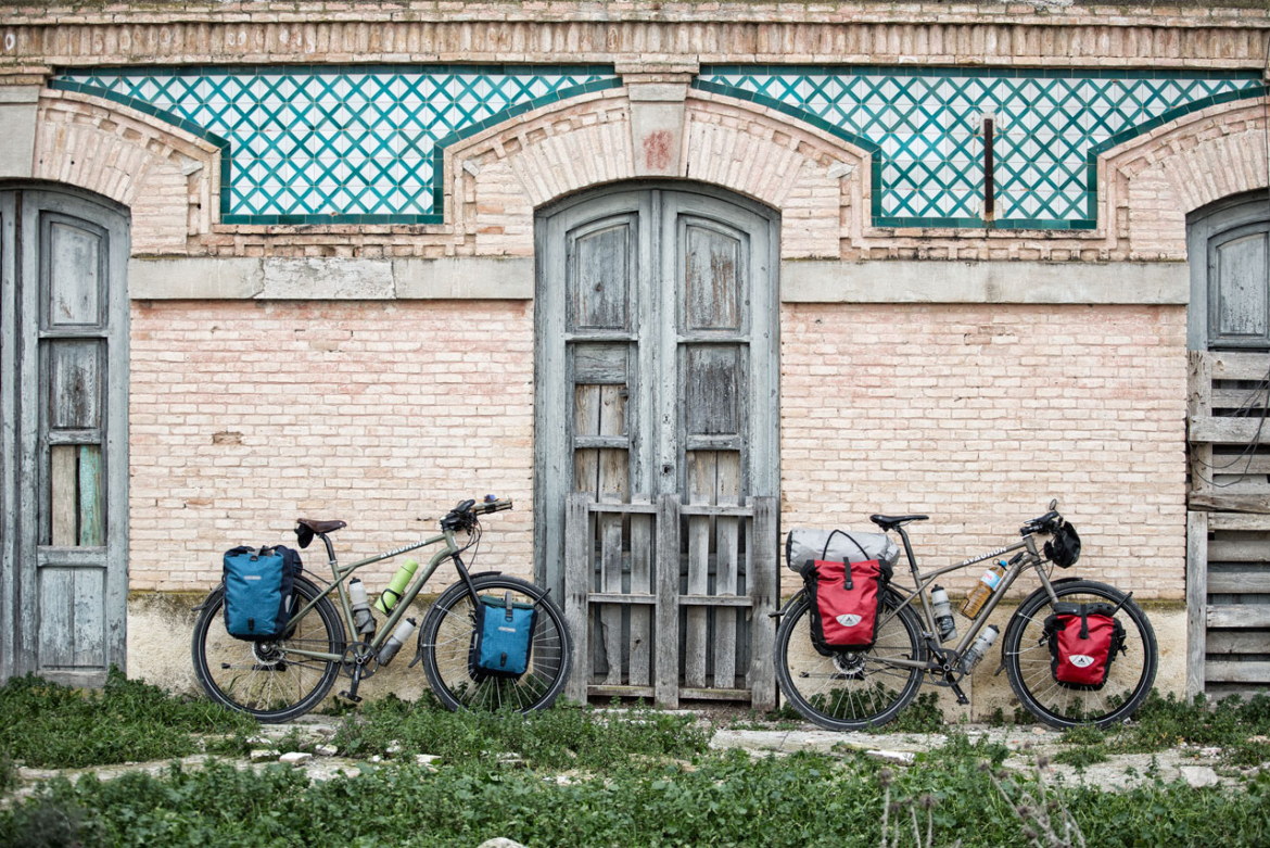 Cycling in Andalucia Spain