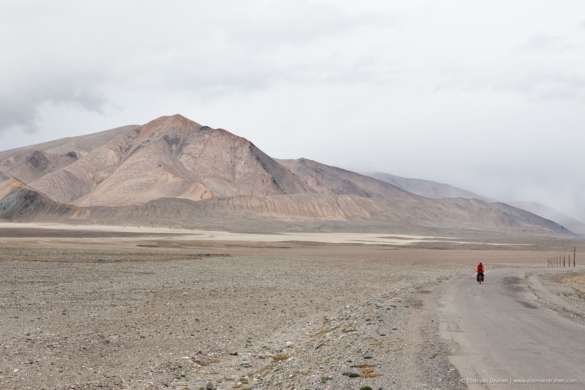 Cycling the Pamir Highway in Tajikistan