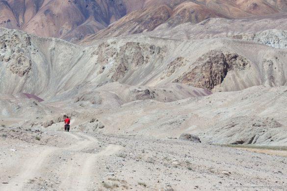 Cycling the Pamir Highway in Tajikistan
