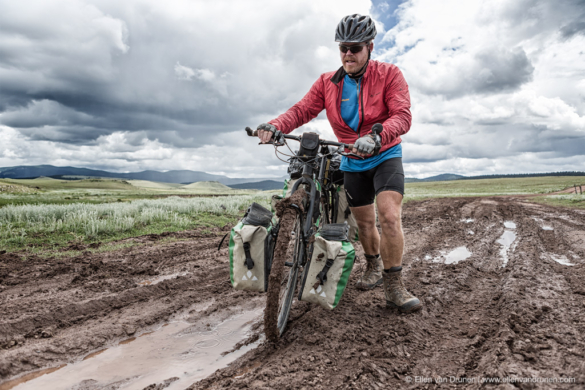 Cycling the GDMBR